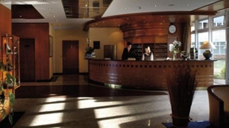 Hotel Mueggelsee Lobby