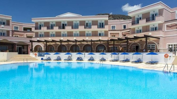Sunshine Crete Village Pool