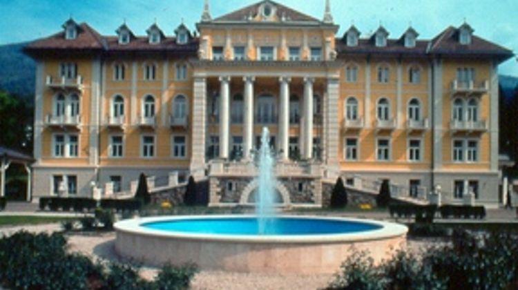 Imperial Grand Hotel Terme Exterior