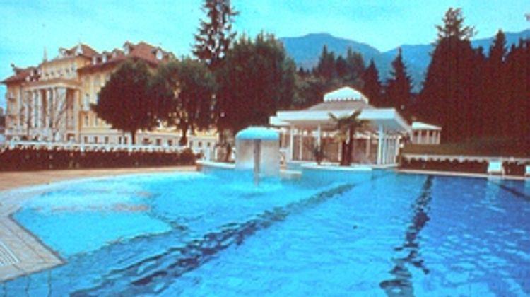 Imperial Grand Hotel Terme Pool