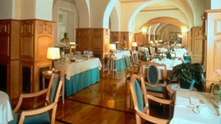 Imperial Grand Hotel Terme Restaurant
