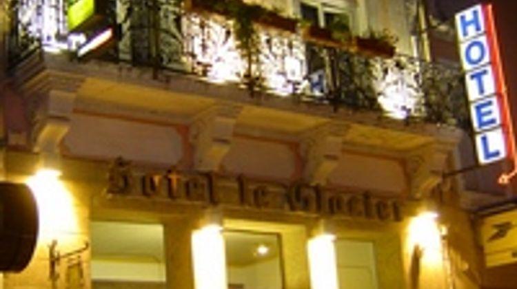 Hotel Le Glacier Exterior
