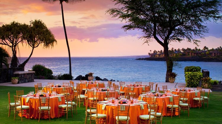 Sheraton Kona Resort & Spa Keauhou Bay Banquet