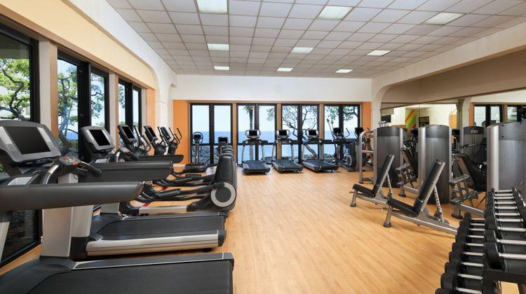 Sheraton Kona Resort & Spa Keauhou Bay Health