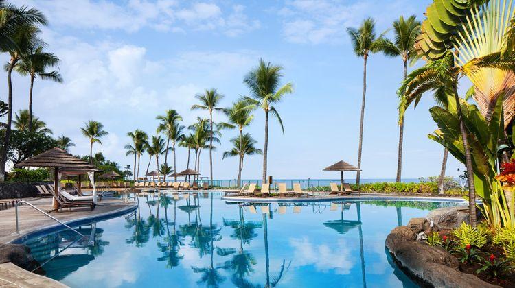 Sheraton Kona Resort & Spa Keauhou Bay Pool