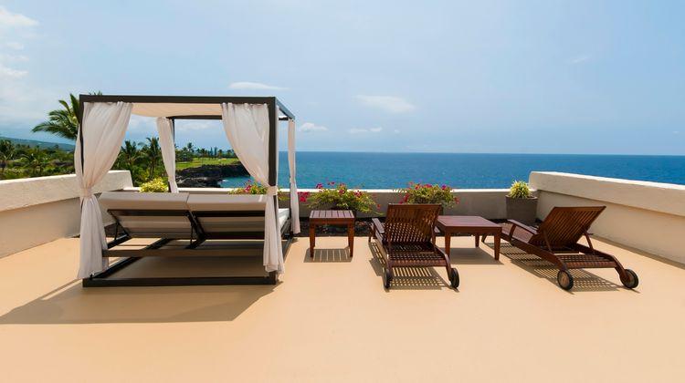 Sheraton Kona Resort & Spa Keauhou Bay Suite