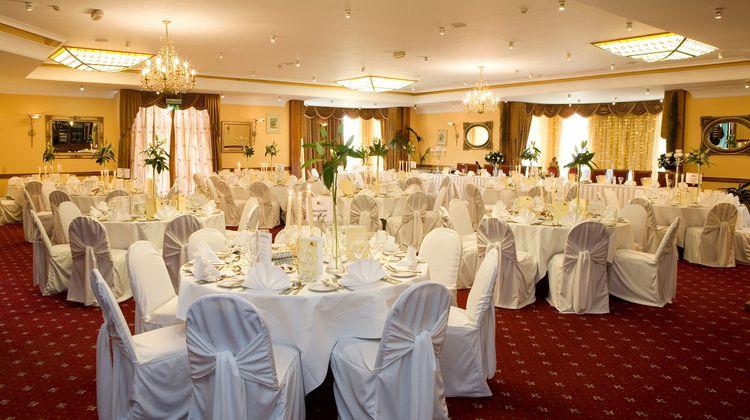 The Waterside Hotel Banquet