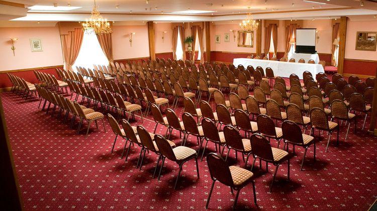 The Waterside Hotel Meeting