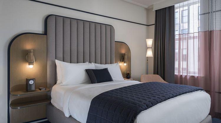 Hu. Hotel, Memphis Room