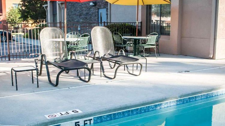 Sleep Inn Aiken Pool