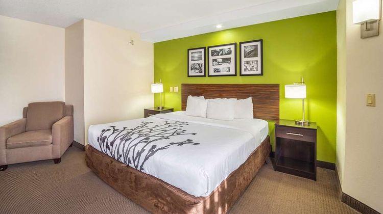 Sleep Inn Aiken Room