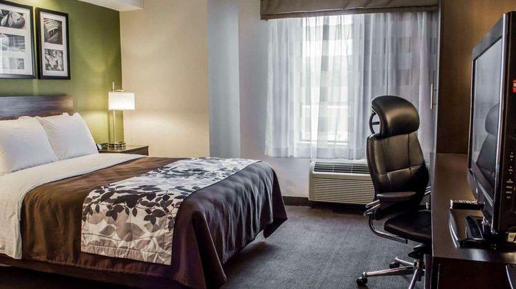 Sleep Inn Room