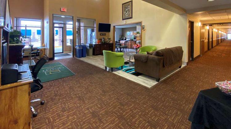 Quality Inn Lobby