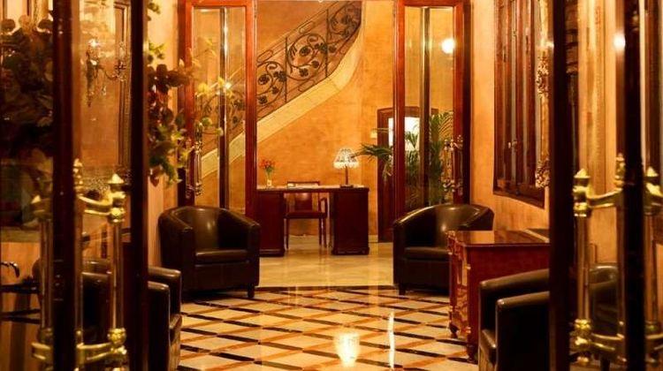 Hotel Nouvel, Barcelona Lobby