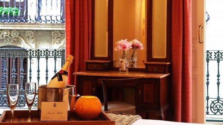 Hotel Nouvel, Barcelona Room