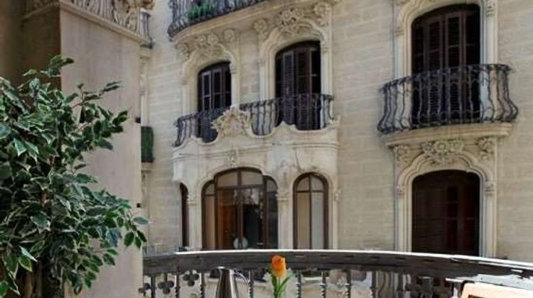 Hotel Nouvel, Barcelona Restaurant