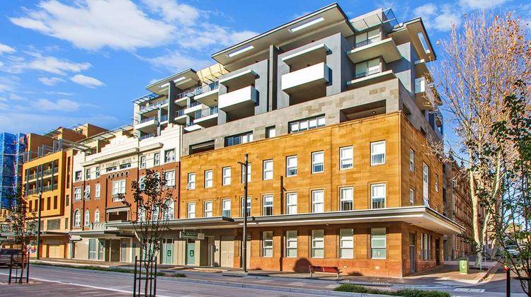 Terminus Apartment Hotel, Ascend Coll Exterior