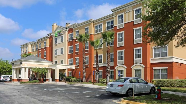 Extended Stay America Stes Orlando Conve Exterior