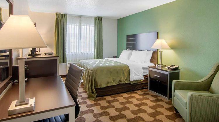 Quality Inn Russell, KS Room