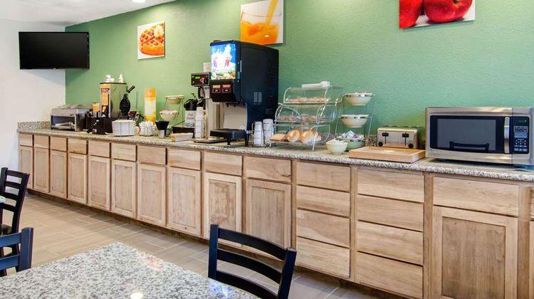 Quality Inn Russell, KS Restaurant