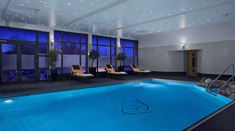 Radisson Blu Hotel & Spa Pool