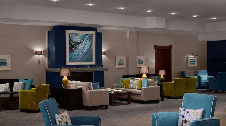 Radisson Blu Hotel & Spa Lobby