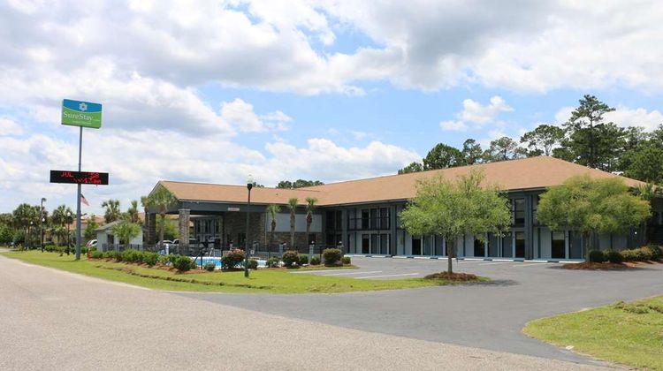 SureStay Hotel by Best Western Ridgeland Exterior
