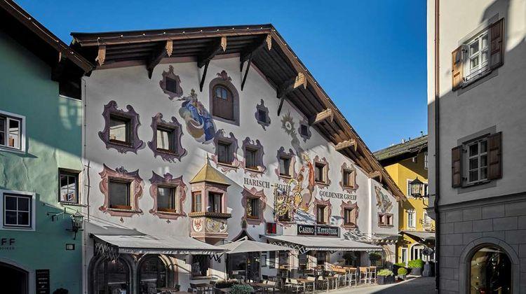 Hotel Goldener Greif Exterior