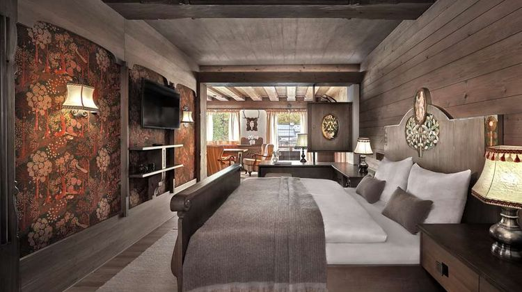Hotel Goldener Greif Suite