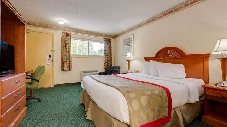Ramada Cleveland Airport West Room