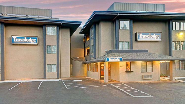 Travelodge Sacramento / Rancho Cordova Exterior