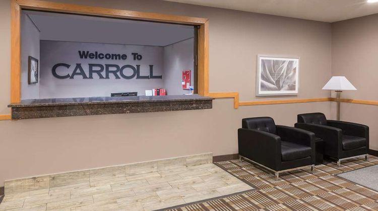 Super 8 Carroll/East Lobby