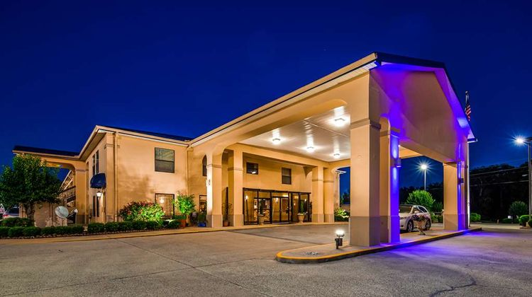 Best Western Inn Exterior