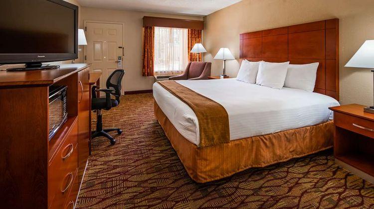 Best Western Inn Room