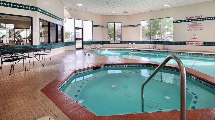 Best Western Plus CottonTree Inn Pool