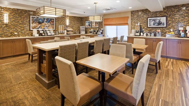 Best Western Plus CottonTree Inn Restaurant