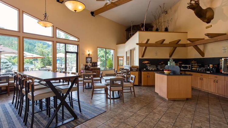 Best Western Lodge at River's Edge Restaurant