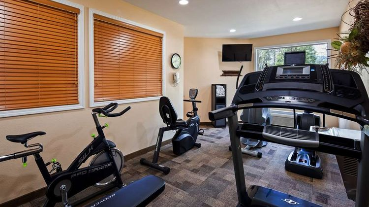 Best Western Lodge at River's Edge Health