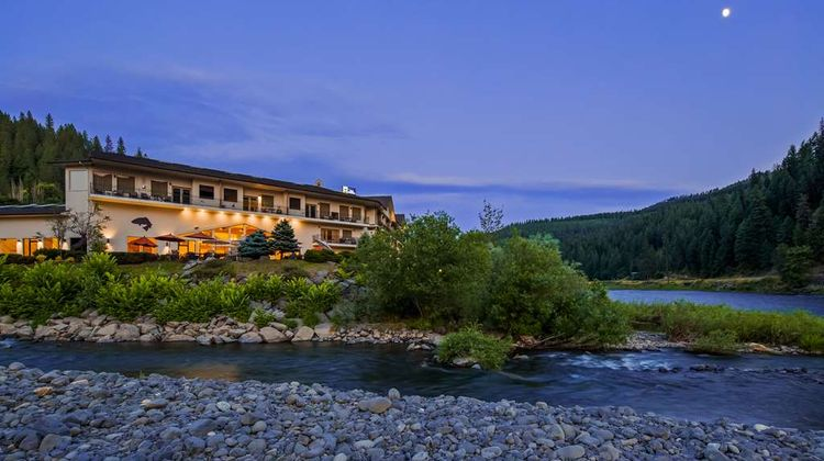 Best Western Lodge at River's Edge Exterior
