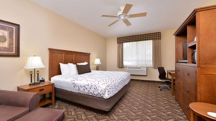 Best Western Lodge at River's Edge Room