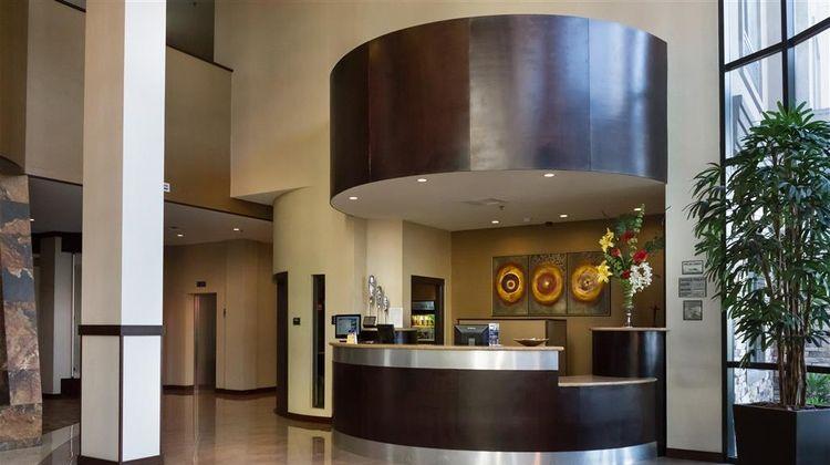 Best Western Premier Monterrey Airport Lobby