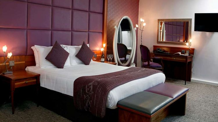 Best Western Plus Lancashire Manor Hotel Room