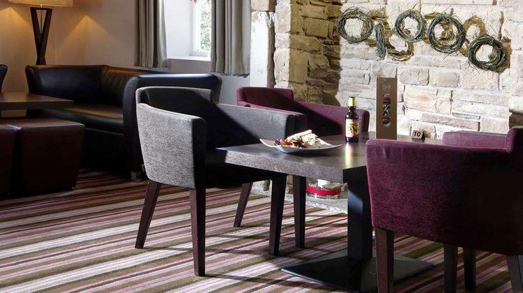 Best Western Plus Lancashire Manor Hotel Restaurant