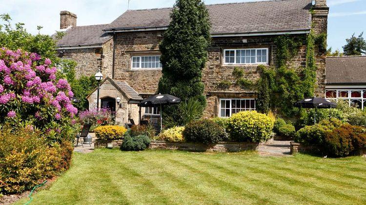 Best Western Plus Lancashire Manor Hotel Exterior
