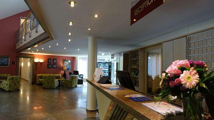 Best Western Hotel Schmoeker-Hof Lobby
