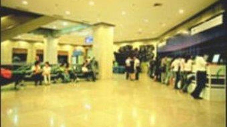 Beijing North Star Continental Grand Lobby