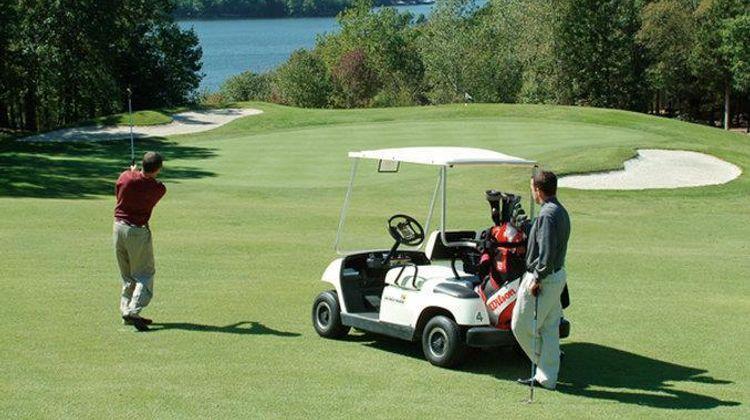 Margaritaville Resort Lake of the Ozarks Golf