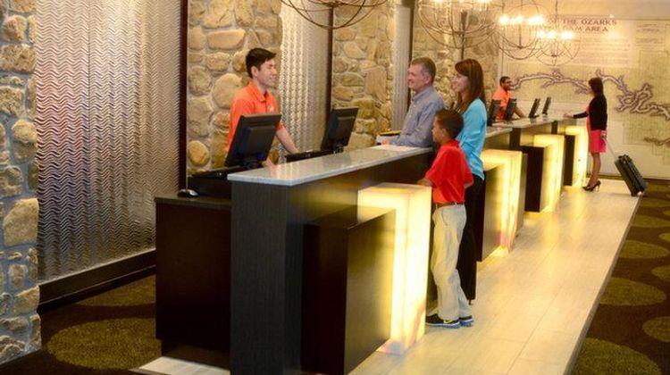 Margaritaville Resort Lake of the Ozarks Lobby
