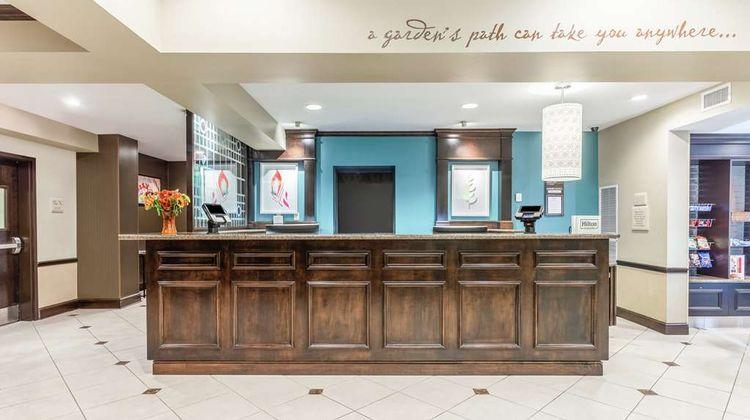 Hilton Garden Inn Albany/SUNY Area Lobby