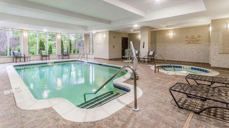 Hilton Garden Inn Albany/SUNY Area Pool
